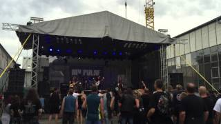 Video MY PULSE - Svině (Masters of Rock 2015)