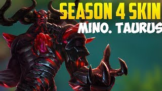 Finally we have confirmed Mobile Legends SEASON 4 SKIN and it is Minotaur Taurus! Btw, Karina gets a New skin as well this ...