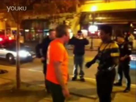 馬路上打架遇到MMA拳手!根本是兩個級數啊!