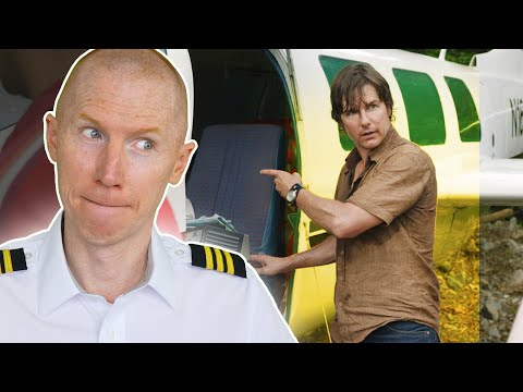 American Made (2017) Hollywood vs Reality - Pilot Reacts
