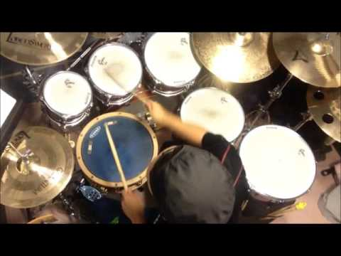 Video Drummer - Leeu (Brian Culbertson - On My Mind (Cover ver)) download in MP3, 3GP, MP4, WEBM, AVI, FLV January 2017