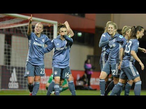 Historische Champions-League-Nacht: FC Bayern Frauen stehen erstmals im Halbfinale!