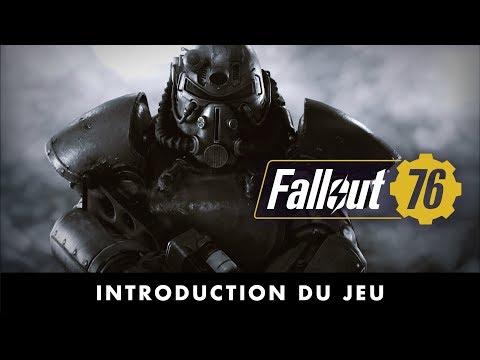 Vidéo d'introduction pour la bêta de Fallout 76