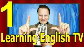 Learn English With Steve - Learning English TV  Lesson One - Idioms