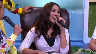 Video PAGI PAGI PASTI HAPPY - Lucita Luna Ragu-Ragu Waktu Ditanya Tentang Mike Lewis (24/1/18) Part 4 MP3, 3GP, MP4, WEBM, AVI, FLV Juli 2018