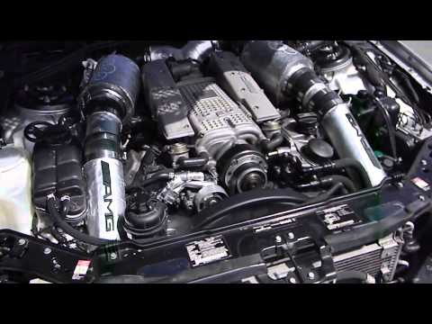 Killer Chiller Ultimate How To Install Guide AMG Mercedes CL55 E55 S55 SL55 V8 Kompressor