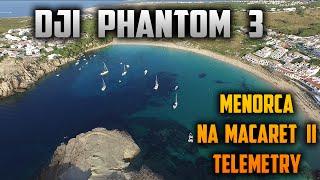 Na Macaret Spain  city photos gallery : DJI Phantom 3 - Menorca - Na macaret 2 Telemetry
