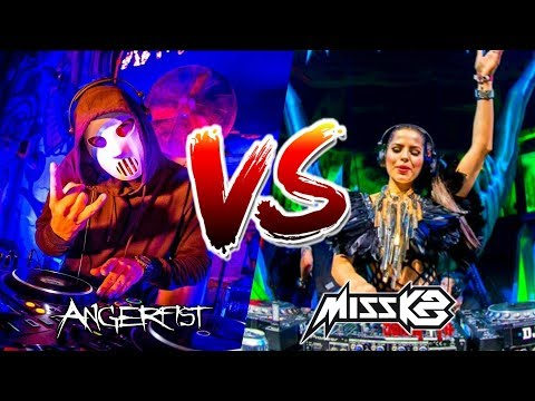 ANGERFIST VS MISS K8