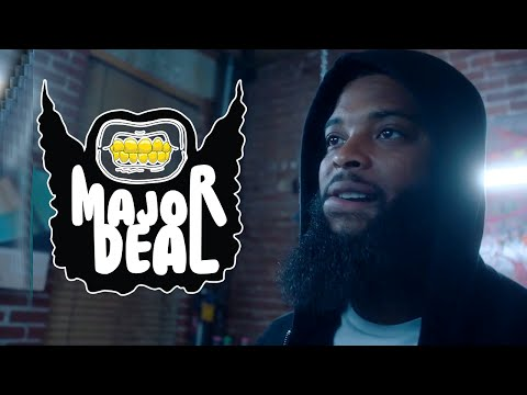 Battle Rap Scene - Major Deal ft Spoken Reasons & Teddy Ray | All Def