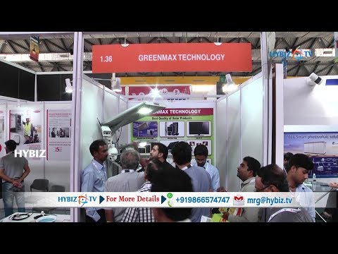 , GreenMax Technology - RenewX 2018 Hyderabad