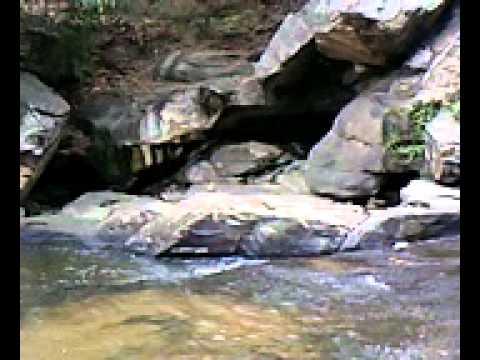 Cachoeira em Santana do Mundaú (Alagoas)