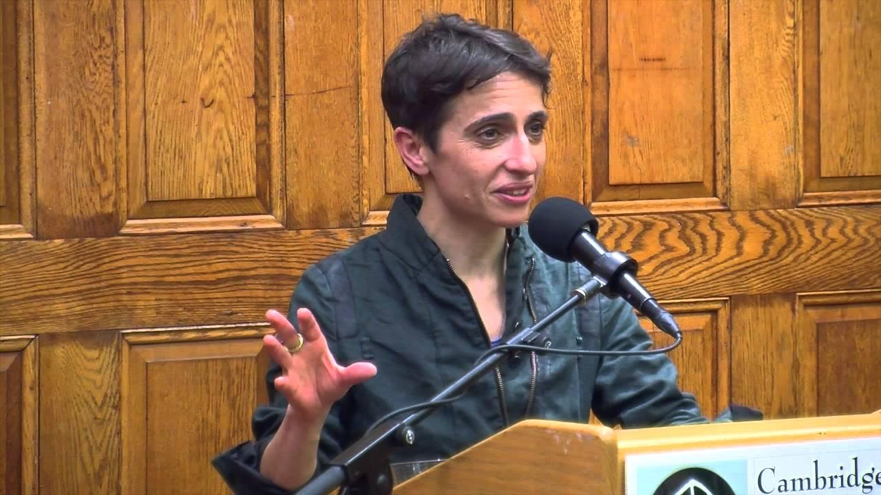 Masha Gessen at Cambridge Forum