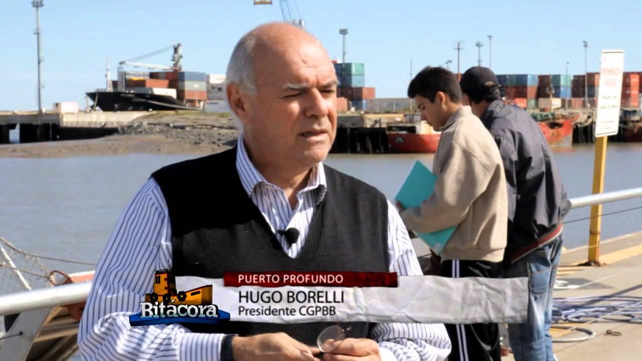 Entrevista al presidente del CGPBB, Cr. Hugo Borelli