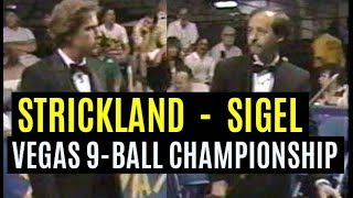 Video Strickland age 27 vs Sigel age 34. World title final MP3, 3GP, MP4, WEBM, AVI, FLV Oktober 2018