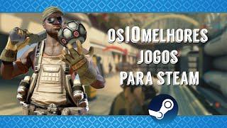 Kevin Indica - Os 10 melhores jogos GRATUITOS para Steam Deixe o seu like! ✔ Compartilhe o vídeo! ✔ Inscreva-se no canal clicando aqui: https://goo.gl/9AX7x0...