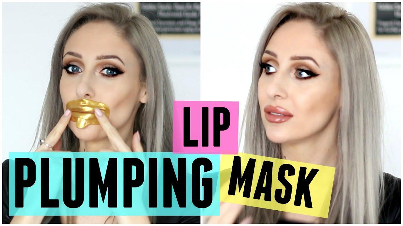 LIP PLUMPING MASK REVIEW - Carly Musleh