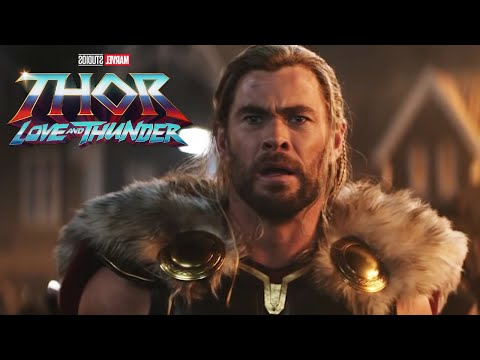 Thor 4 Cameo Scenes Announcement and Marvel Phase 4 Trailer Easter Eggs