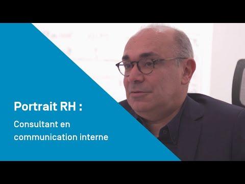 Portrait RH : Mon métier de consultant en communication interne