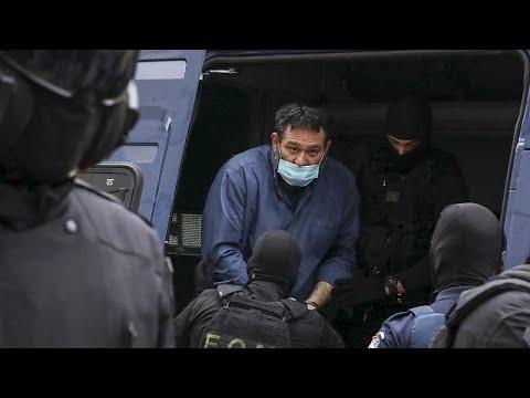 Ioannis Lagos, eurodéputé grec d'Aube dorée, extradé vers Athènes