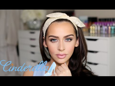 Cinderella Glam Makeup Tutorial