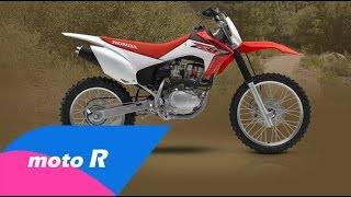 10. Honda CRF150F 2017