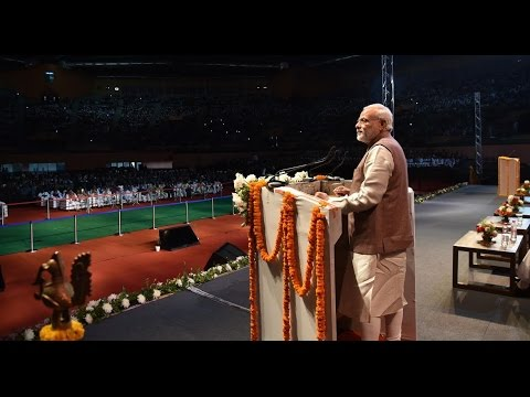 PM's speech at inauguration of National Tribal Carnival 2016, New Delhi