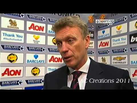 Manchester - David Moyes Post Match Interview Manchester United 0-1 Everton 4/12/13 *************************************************************************************...