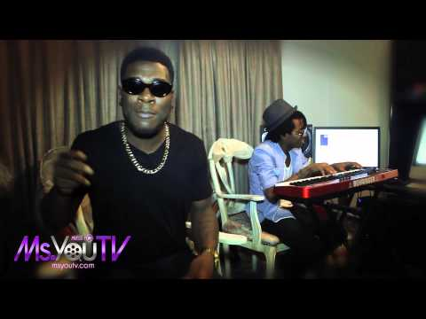 0 Burna Boy Perfoms Like To Party Live For MsYouTV!