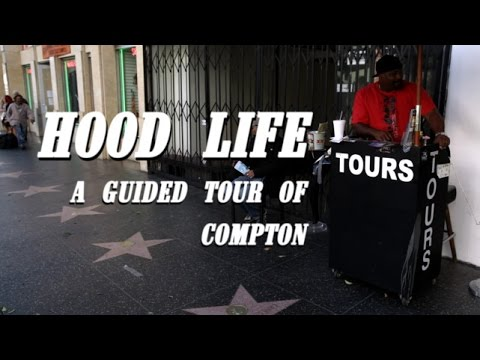 hood - Rapper The Game's stepfather, Hodari Sababu, gives us a guided tour through South Central LA featuring an original score by Co La (http://bit.ly/WoH0py). Fea...