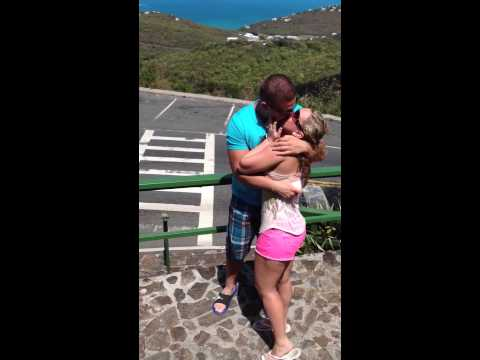 Pops THE Question in St Thomas