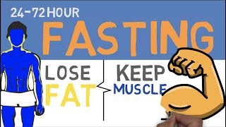 Video Fasting and Muscle: How Long Term 1-2 Day Fasts BURN FAT but KEEP MUSCLE? MP3, 3GP, MP4, WEBM, AVI, FLV Agustus 2019