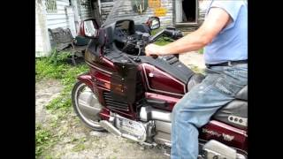 3. How Reverse Works on a Honda Goldwing