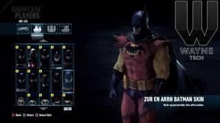 Video Batman Arkham Knight All Skins! MP3, 3GP, MP4, WEBM, AVI, FLV Mei 2018