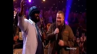 BRING IT ON HOME TO ME - GREGORY PORTER & RAG N' BONE MAN -