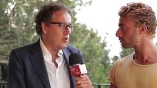 L'Assessore al Turismo della Regione Campania Pasquale Sommese all'Ischia Film Festival 2014