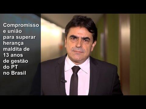 Domingos Sávio: desafio de retomar o rumo pós-Dilma e PT