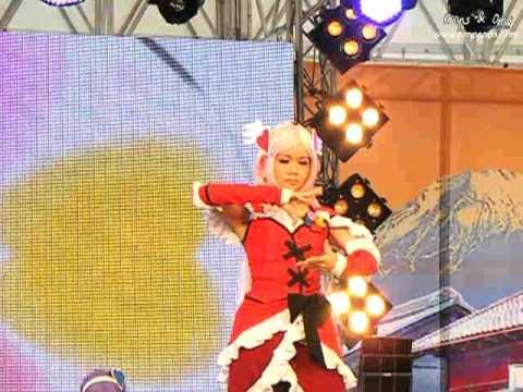 Japan Festa in Bangkok 2012 by Mainichi – Team 6 – Fresh Pretty Cure