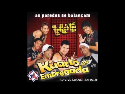 Kuarto de Empregada CD Ao Vivo em Urandi BA 2010