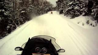 8. Ski-Doo V1000 GoPro