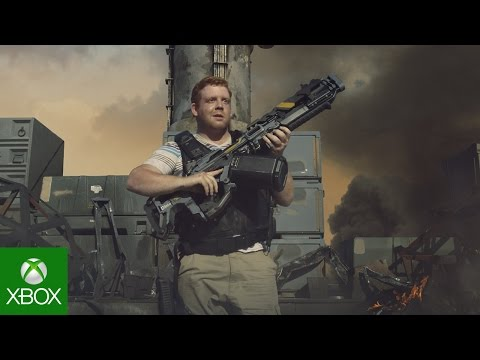 """Official Call of Duty®: Black Ops III Live Action Trailer - """"Seize Glory"""""""