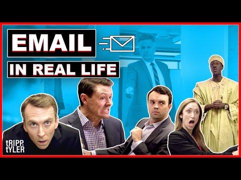 Kdyby byl život jako emaily