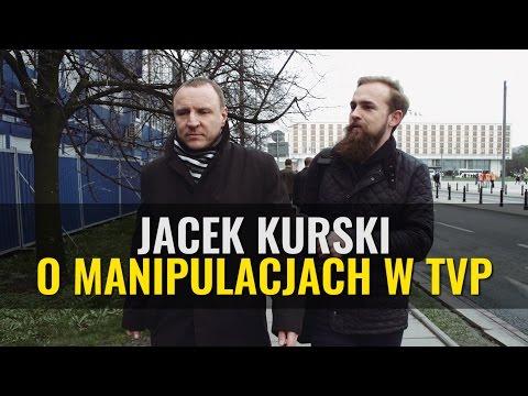 Jacek Kurski o manipulacjach TVP