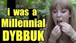 I was a millennial Dybbuk ♦️ possession film