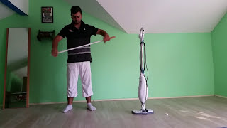 How to make a Paper Sword 1m extremely large  (Ninja sword)
