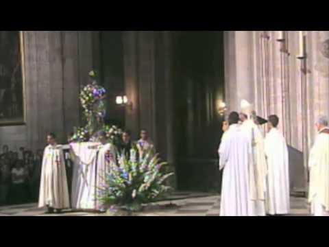 Salve Regina @ Notre-Dame de Paris