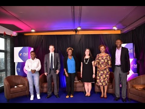 VIDEO – Highlights from the 7th FSD Kenya annual lecture