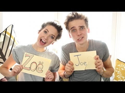 %22Most Likely To%22 Sibling Edition %7C Zoella