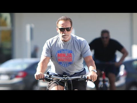 Arnold Schwarzenegger Takes A Cruise As He Gears Up To Become A Grandpa
