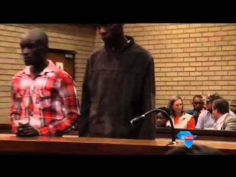 Vermeende plaasmoordenaars in die hof /Alleged farm killers in court