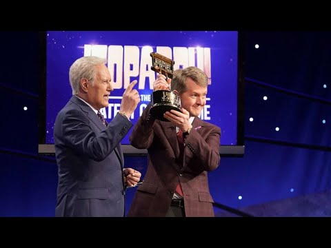 Dan Patrick on Ken Jennings Winning the Jeopardy GOAT Tournament | 1/15/20
